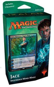 Magic: The Gathering – Ixalan Planeswalker Deck: Jace Ingenious Mind-Mage