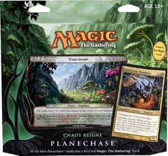 Magic: The Gathering – Planechase: Chaos Reigns