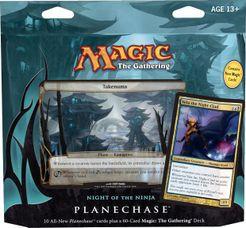 Magic: The Gathering – Planechase: Night of the Ninja