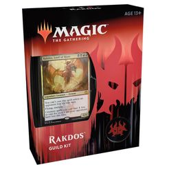 Magic: The Gathering – Rakdos Ravnica Allegiance Guild Kit