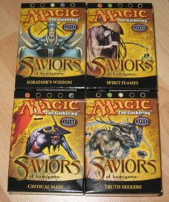 Magic: The Gathering – Saviors of Kamigawa
