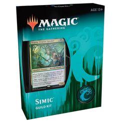 Magic: The Gathering – Simic Ravnica Allegiance Guild Kit
