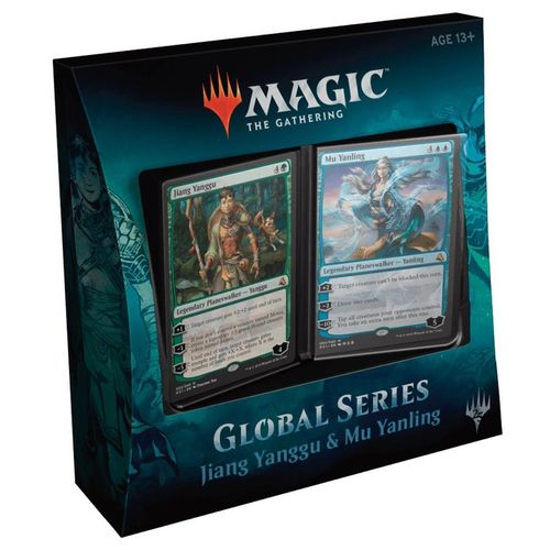 Magic: The Gathering –Global Series: Jiang Yanggu & Mu Yanling