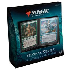 Magic: The Gathering – Global Series: Jiang Yanggu & Mu Yanling