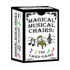 Magical Musical Chairs: The Card Game