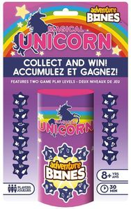 Magical Unicorn: Adventure Bones Game