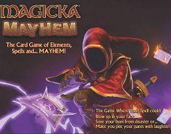 Magicka Mayhem: The Card Game