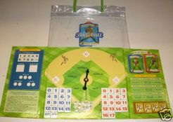 Magnetic Baseball Travel Game