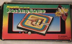 Magnetic Pocket Travel Racing Game