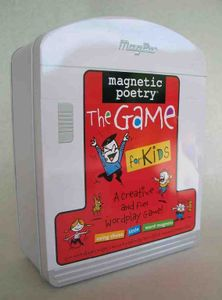Magnetic Poetry The Game for Kids