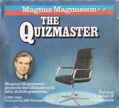 Magnus Magnusson the Quizmaster