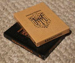 Maha Yodha: Expansion Cards