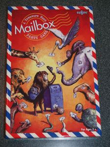 Mailbox: A Treasure Hunt Party Game