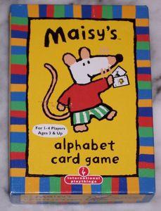 Maisy's alphabet card game
