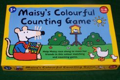 Maisy's colourful counting game