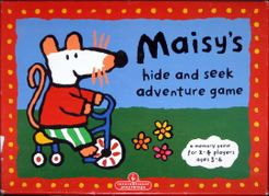 Maisy's hide and seek adventure game