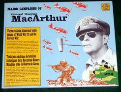 Major Campaigns of General Douglas MacArthur