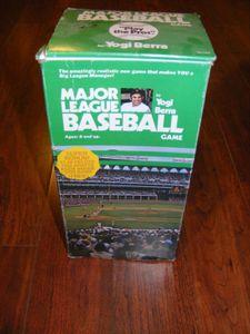 Major League Baseball by Yogi Berra