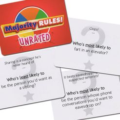 Majority Rules: Unrated Expansion Pack
