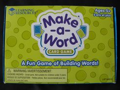 Make-a-Word Card Game