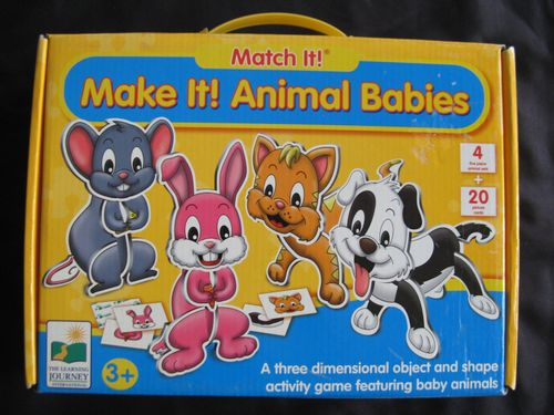 Make It!  Animal Babies