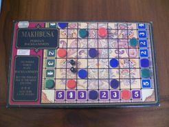Makhbusa: Persian Backgammon