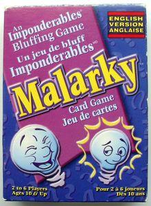 Malarky Card Game