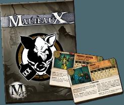 Malifaux: Arsenal Box – Gremlin (Wave 2)