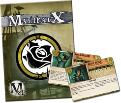 Malifaux: Arsenal Box – Outcasts (Wave 2)