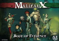Malifaux: Body of Evidence – McMourning Box Set