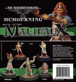 Malifaux: Body Thieves