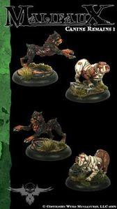 Malifaux: Canine Remains