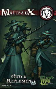 Malifaux: Guild Riflemen