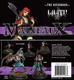 Malifaux: Lilith's Brood