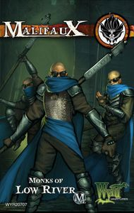 Malifaux: Monks of Low River