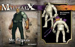 Malifaux: Mr Graves