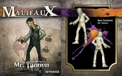 Malifaux: Mr. Tannen