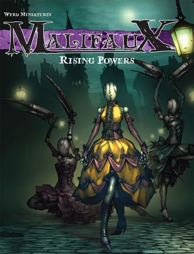 Malifaux: Rising Powers