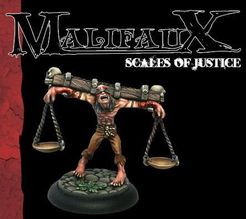 Malifaux: Scales of Justice