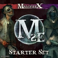 Malifaux Second Edition Starter Set