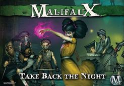 Malifaux Second Edition:  Take Back the Night – Molly Box Set