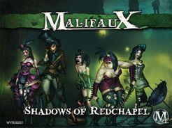 Malifaux: Shadows of Redchapel – Seamus Box Set