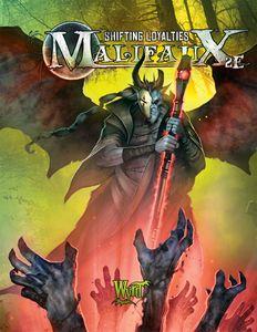 Malifaux: Shifting Loyalties