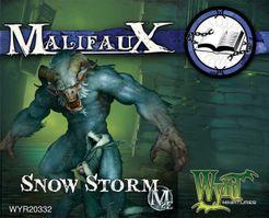 Malifaux: Snow Storm