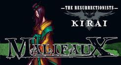 Malifaux: Spirits of Vengeance