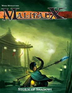 Malifaux: Storm of shadows