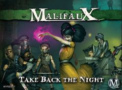 Malifaux: Take Back The Night – Molly Box Set