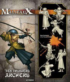 Malifaux: Ten Thunders Archers