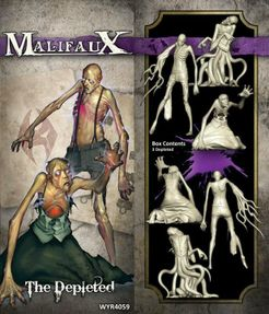 Malifaux: The Depleted