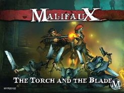 Malifaux: The Torch and The Blade – Sonnia Creed Box Set
